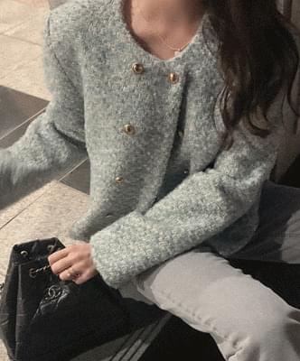 Manon Wool Tweed Jacket