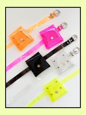 The bass mini bag belt
