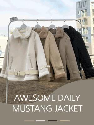 Awesome Shearling Jacket