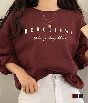 Beautiful Thing Fleece-lined Sweatshirt