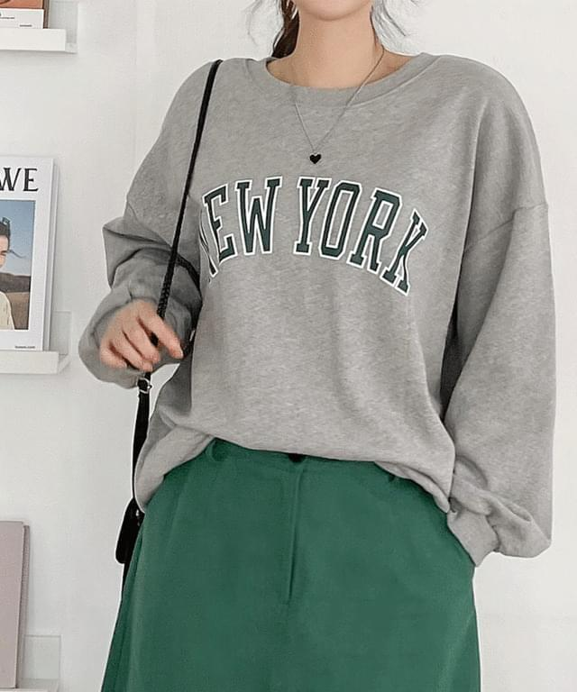 Big size 55-120 New York Buffett jjuri five Sweatshirt