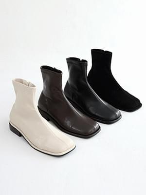Cozy Spandex Socks Boots 3cm