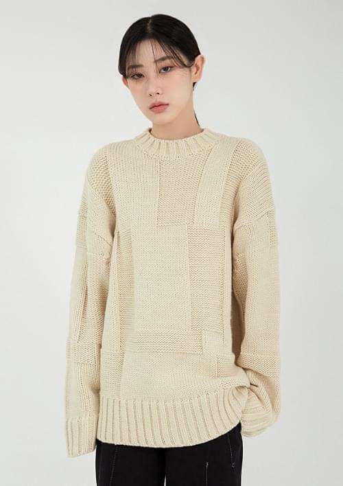 blown knit