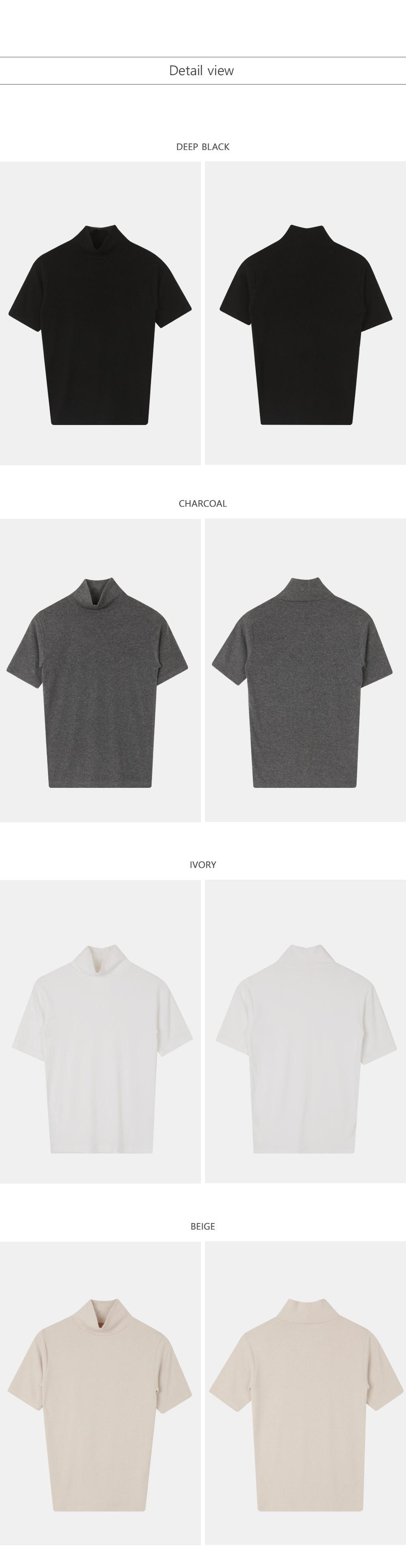 modern antagonism Turtleneck T-shirt