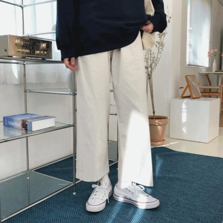 Paul cotton pants