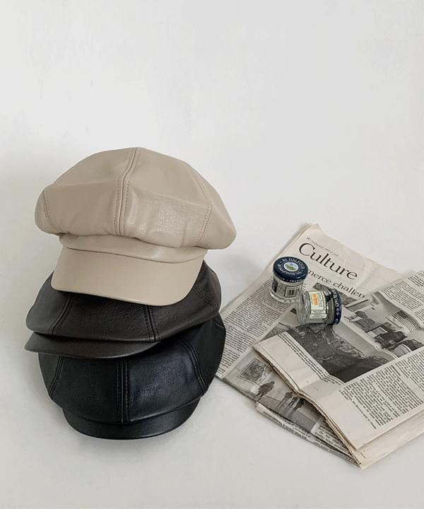 Tommy Leather Hunting Cap