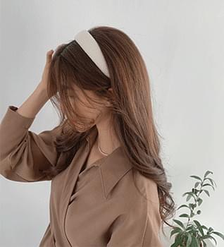 Simple Plain Headband #86684