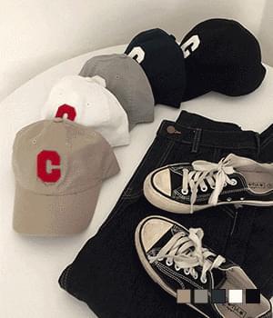 Big C Logo Ball Cap