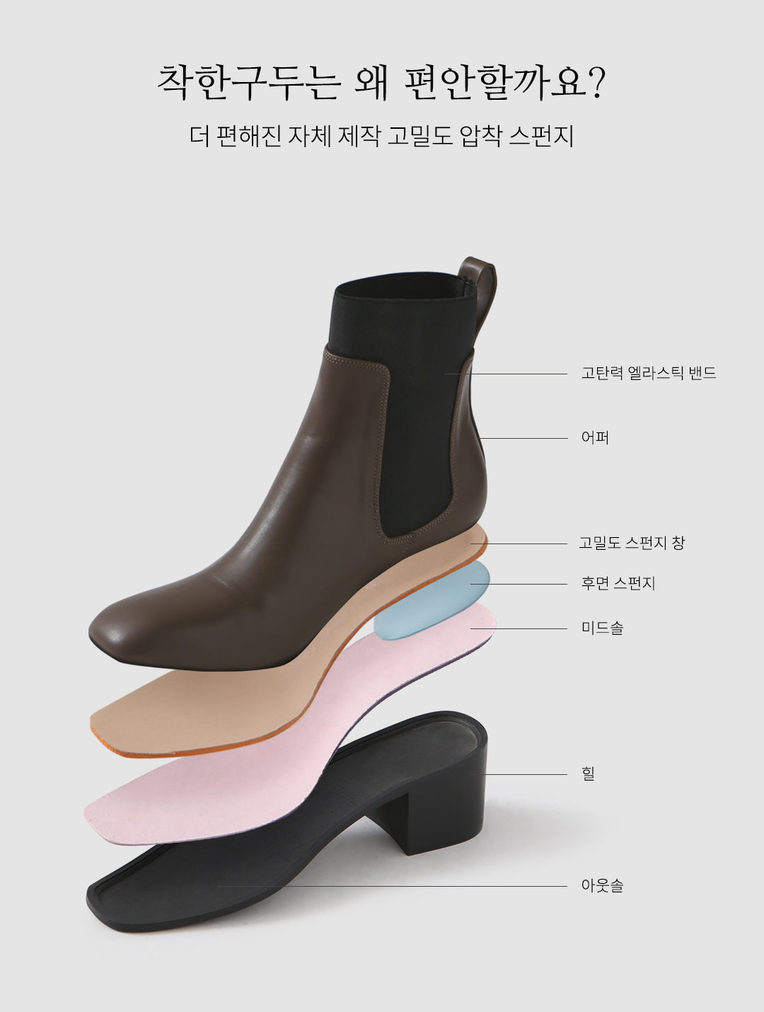Crunch Chelsea Ankle Boots Better BSLTS4c216