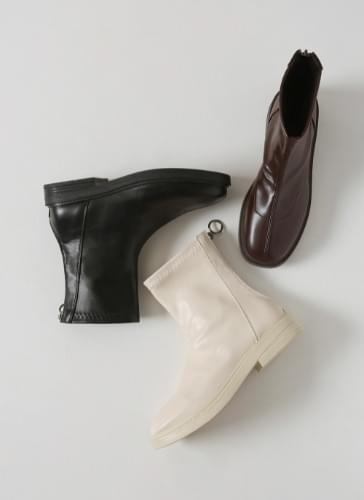 Gentile O-Ring Ankle Boots BSLTS4d227