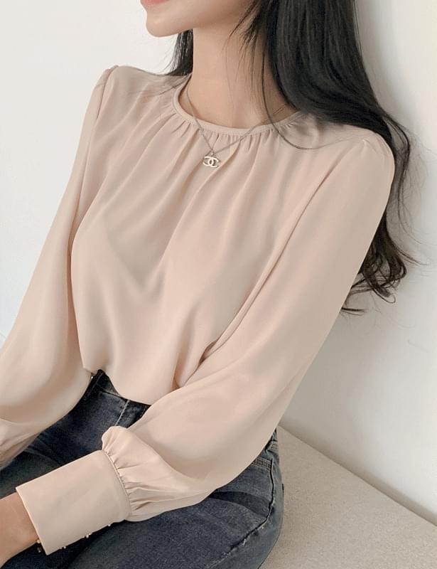 마브플라워진주 blouse