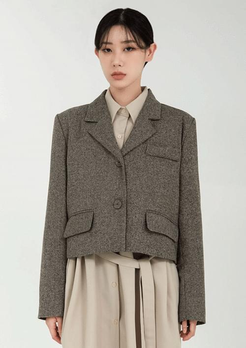etro crop jacket