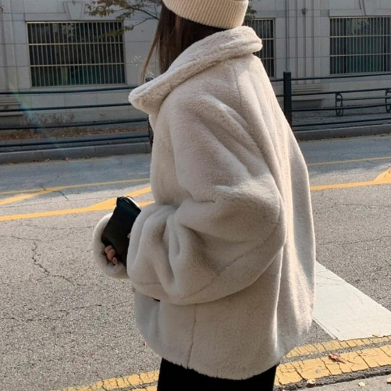 Two-way Andy double-sided outer jacket