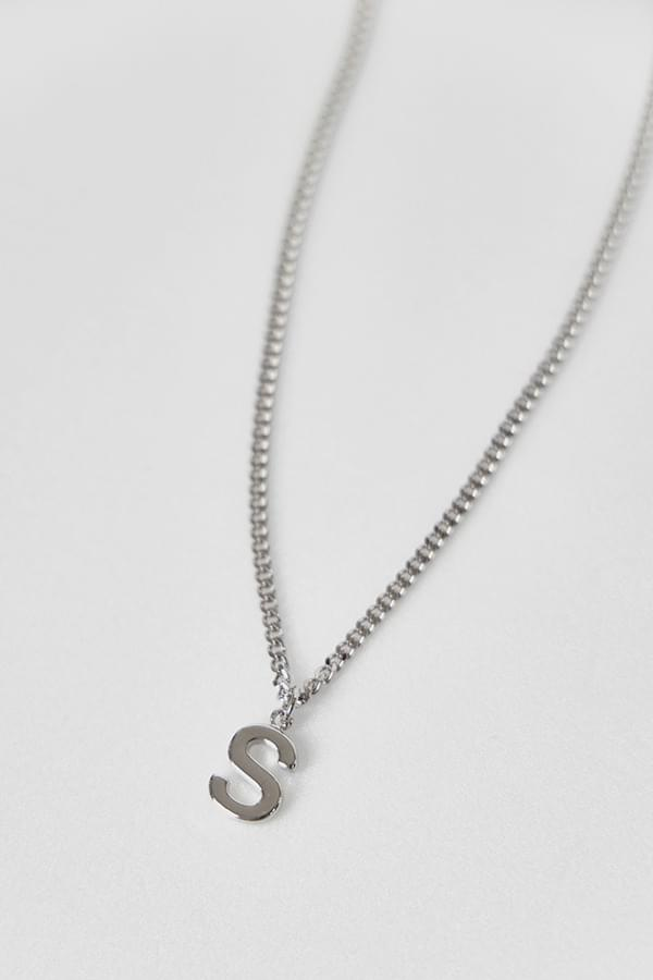 Say Initials Necklace