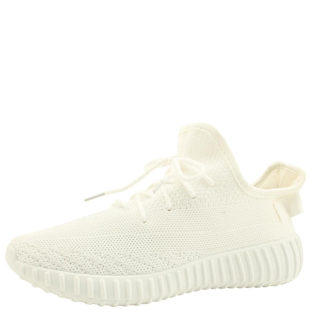 Knitwear Socks Unisex Cushion Sneakers White