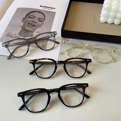 Frame Transparent Glasses Horn Frame Sunglasses Glasses A#YW064