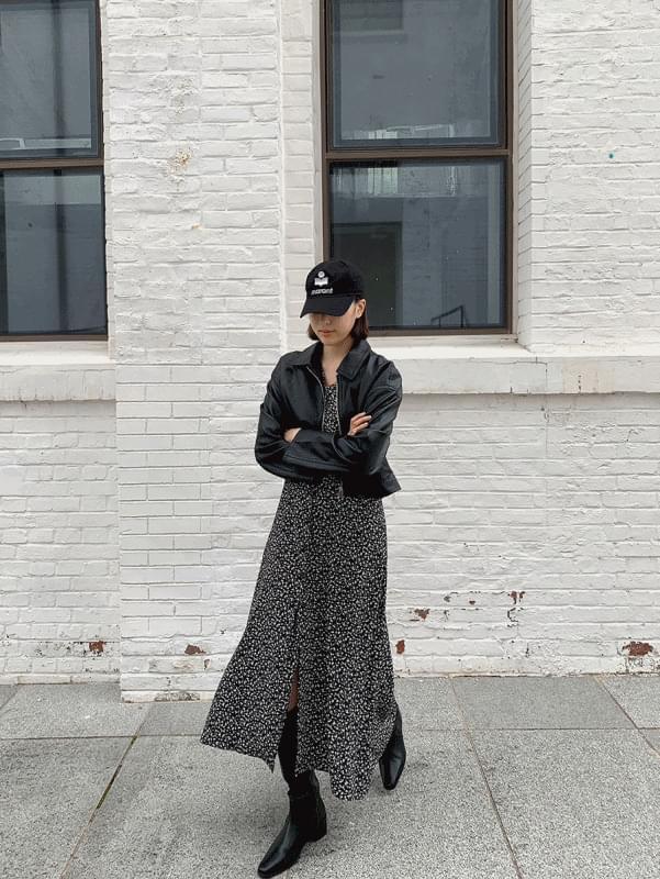 Merit Leather Jacket