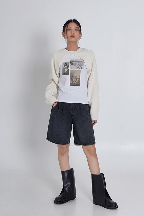 Rampo Two-Way Wool Knitwear