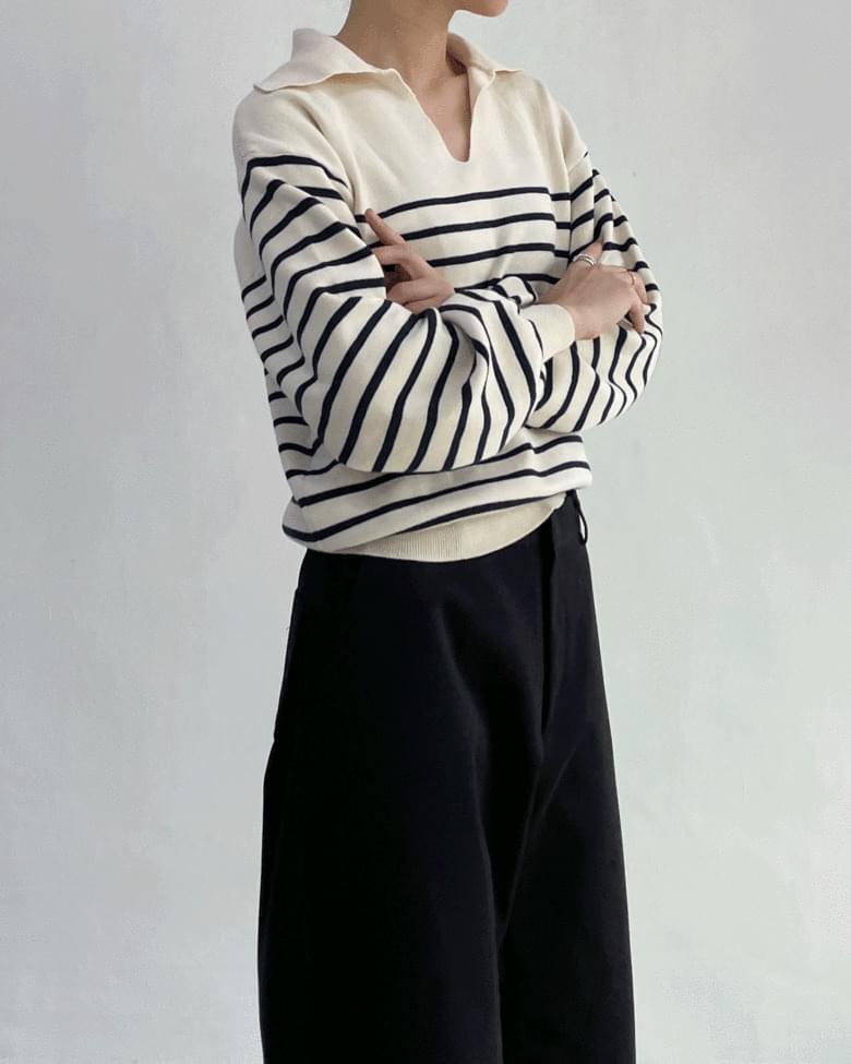 Sailor Stripe Knitwear