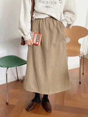 Dudue Loose-fit Fit Skirt