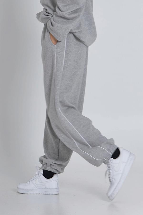 Koer Piping Jogger Pants