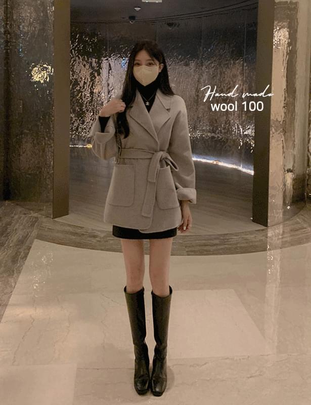 stealth halfstrap coat