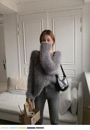 Very popular fur Knitwear