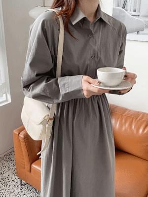 French collar Dress