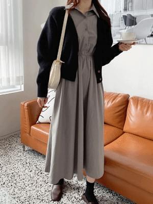 Bold Wrap Knitwear