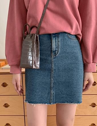 Estee*Denim Skirt