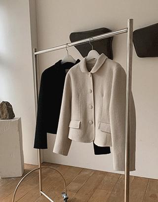 Frize Short Handmade Jacket