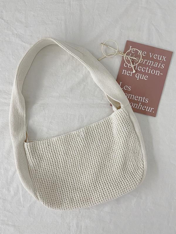 Candid Bag Shoulder Knitwear Eco Bag