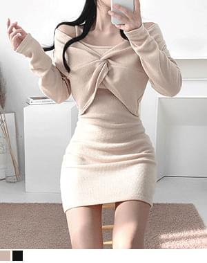 Mobo Twisted Dress