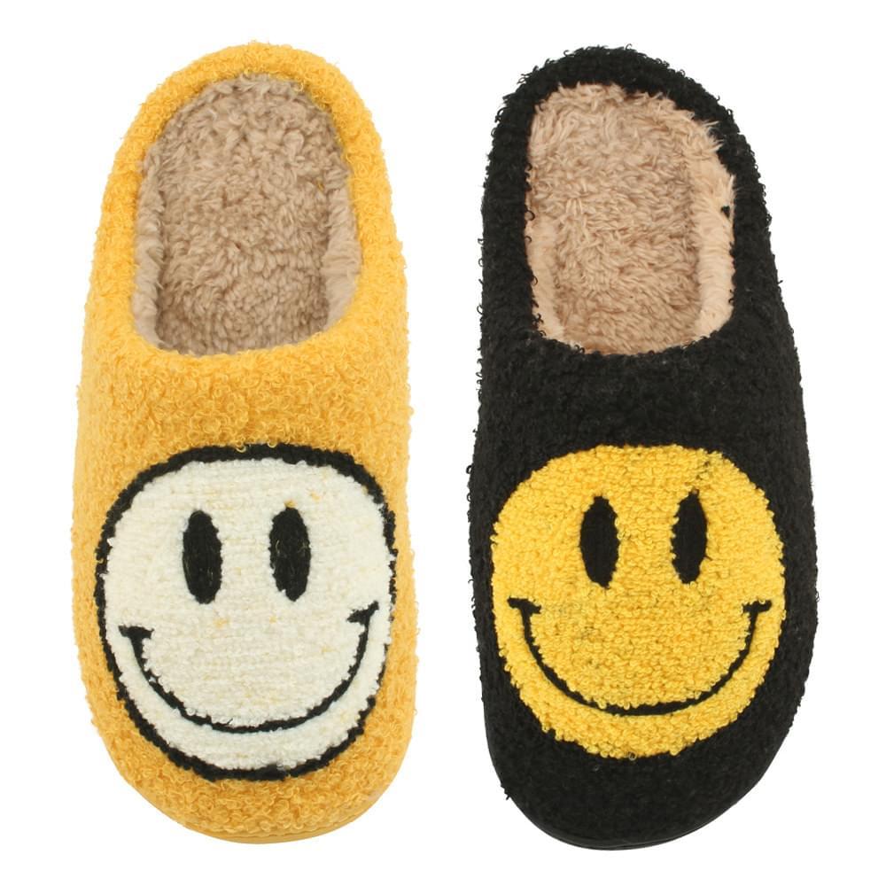 Wool Wang Smile Wool Sneakers Mules Slippers
