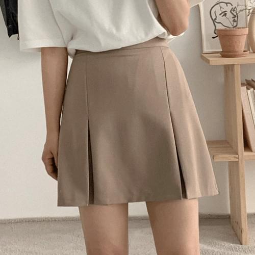 Chenpin Tux Skirt