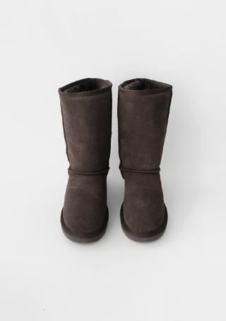 seam long ugg boots