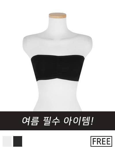 Dates shirring bra top
