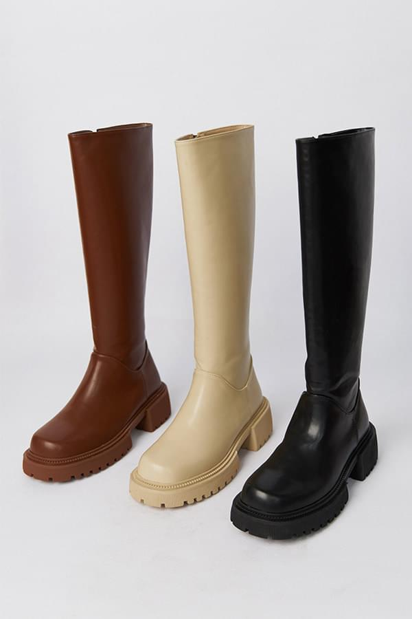 nikkor oversole long boots