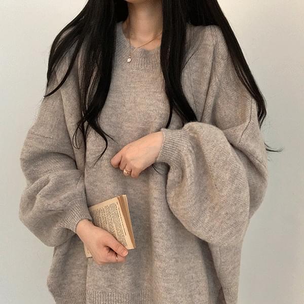 Wang Puff High Quality Boxy-fit Knitwear
