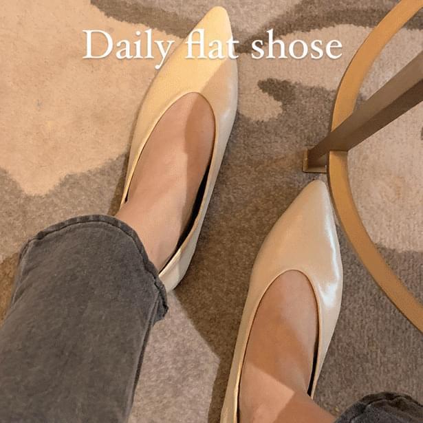 main flat shoes