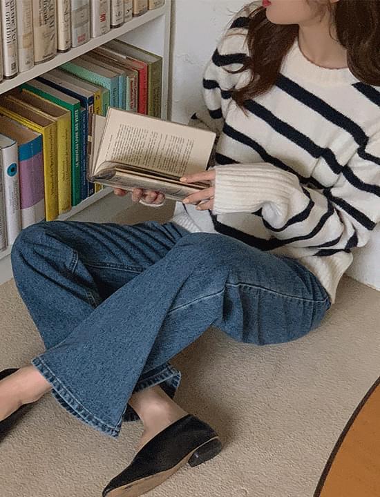 Lander Stripe Knitwear