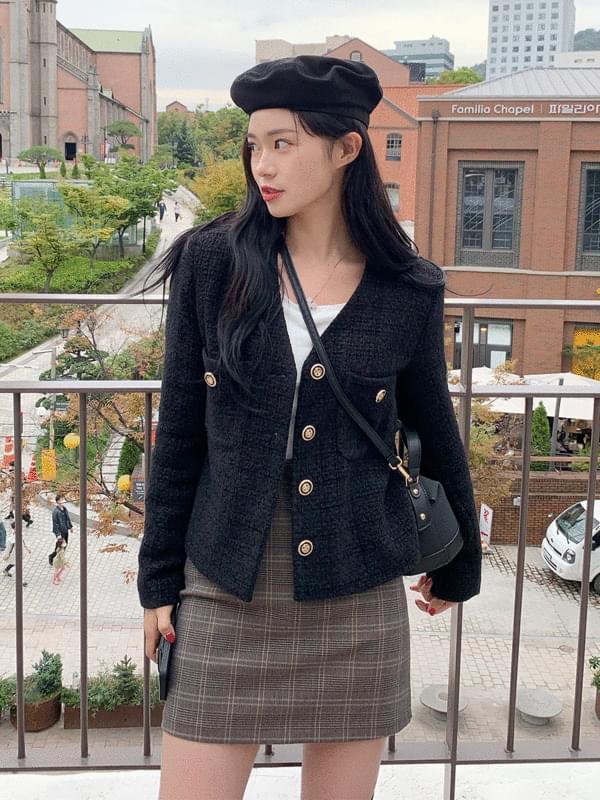 ciel tweed jacket