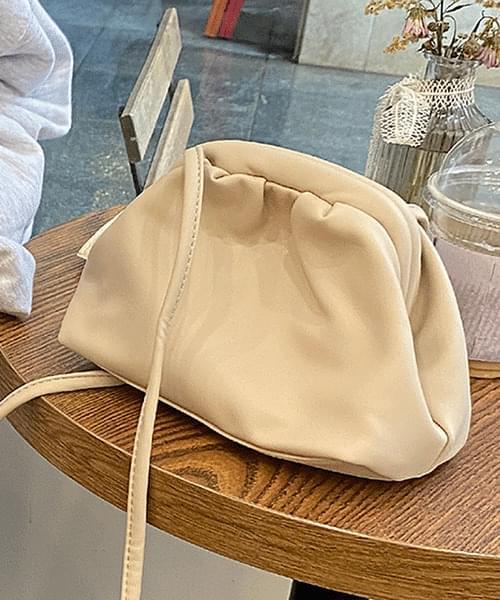 dumpling mini crossbody bag