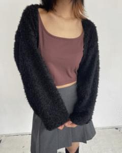 Voxel Knitwear Bolero Cardigan
