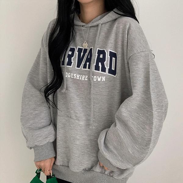 harvard Loose-fit hoodie