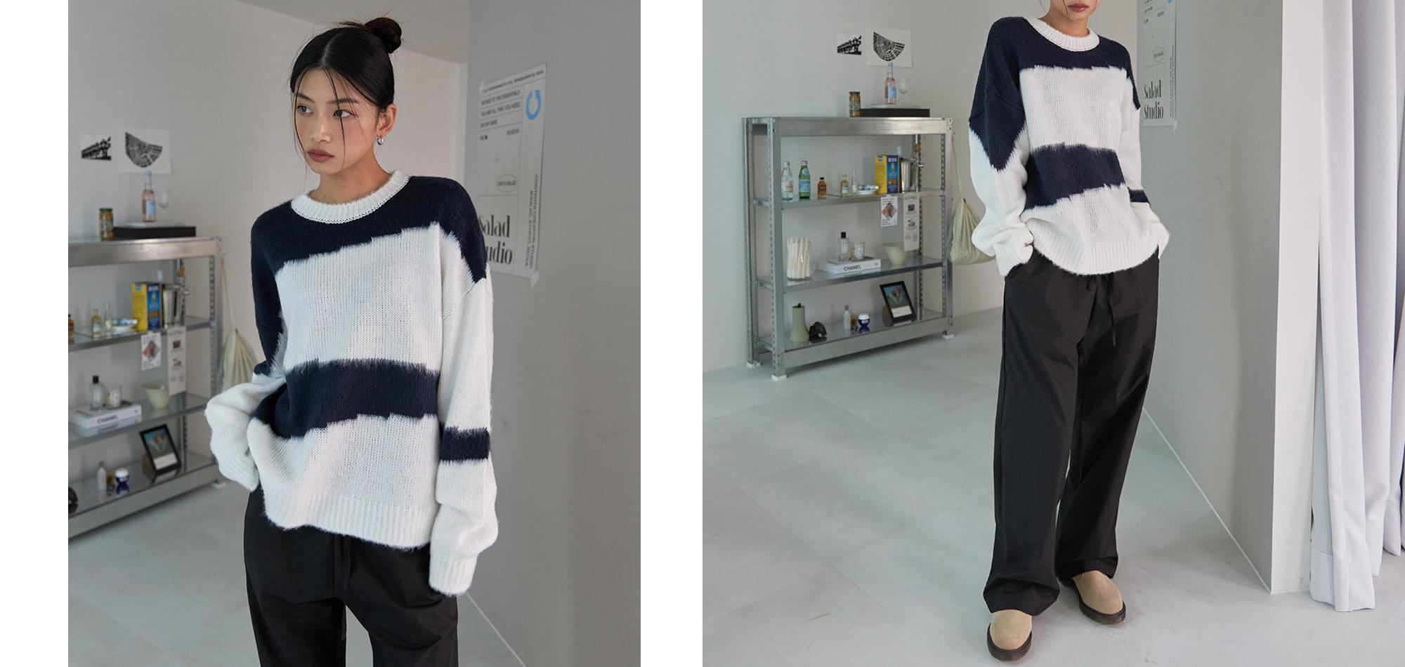 Demus Pattern Knitwear