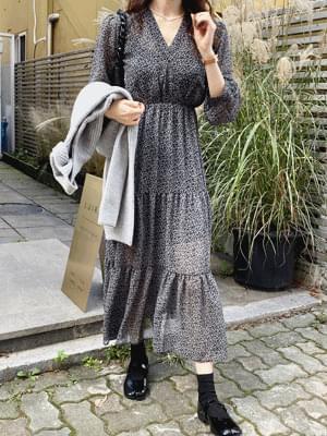 Lore Chiffon Dress