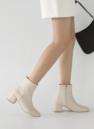 Dove Middle Heel Whole Heel Ankle Boots Better
