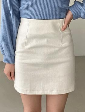 Earl gray Fleece-lined mini SK