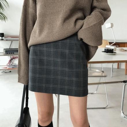 salt check miniskirt